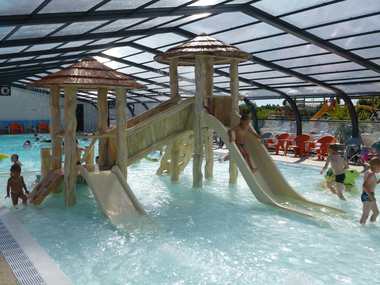 ... Camping 4 étoiles Vendée Avec Parc Aquatique ...